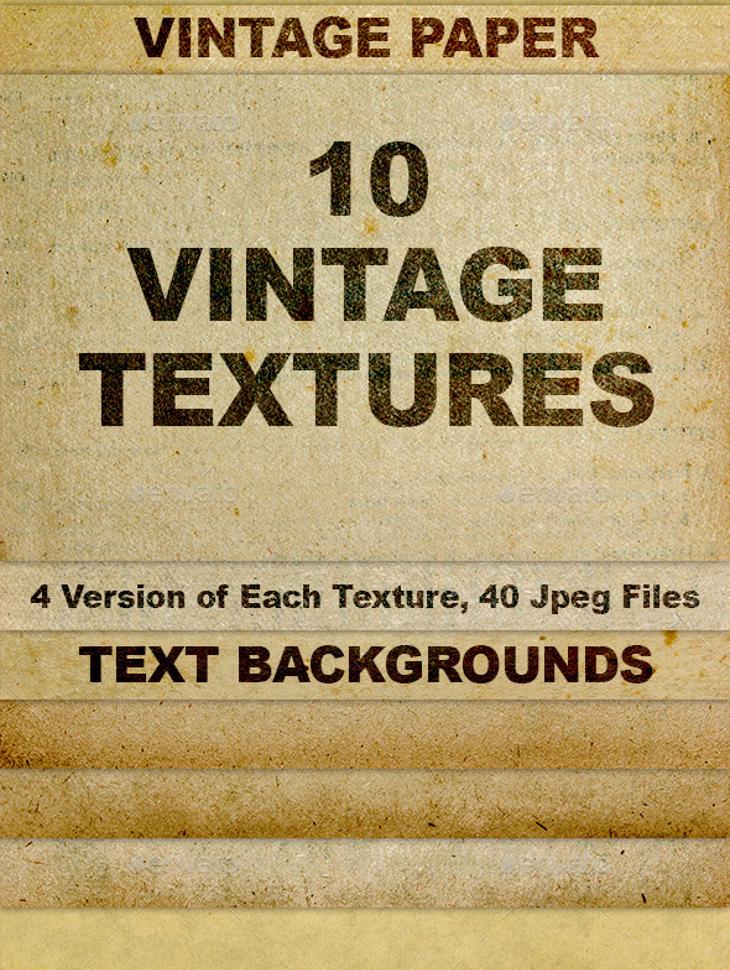 download high res vintage paper textures