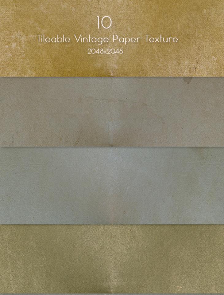 tillable vintage paper texture