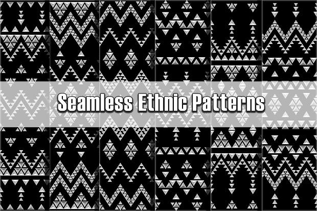 Ethnic Boho Style Pattern
