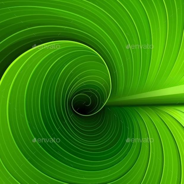 Photoshop Green Leaf Texture