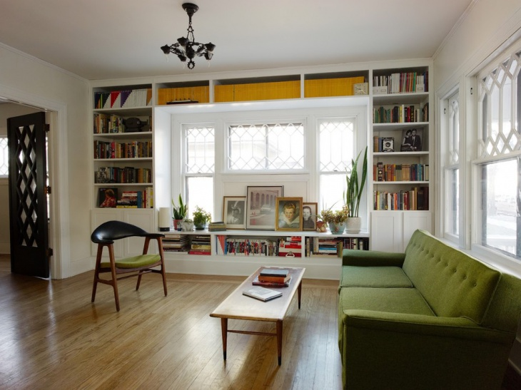 15 Living Room Library Designs Ideas Design Trends
