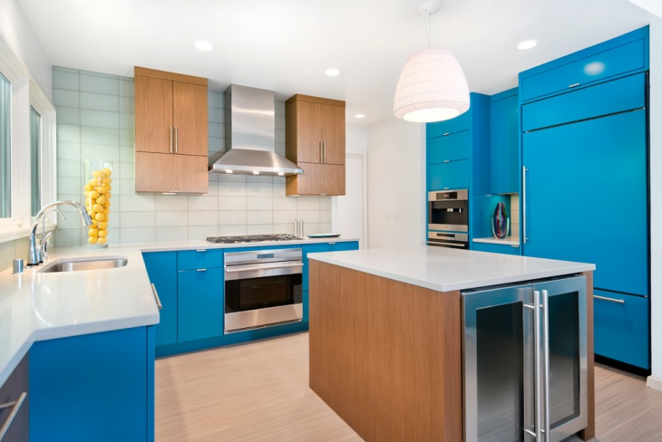 Modern Kitchen Cabinetry Idea