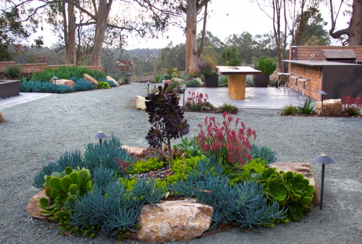 Modern Landscape Design Idea