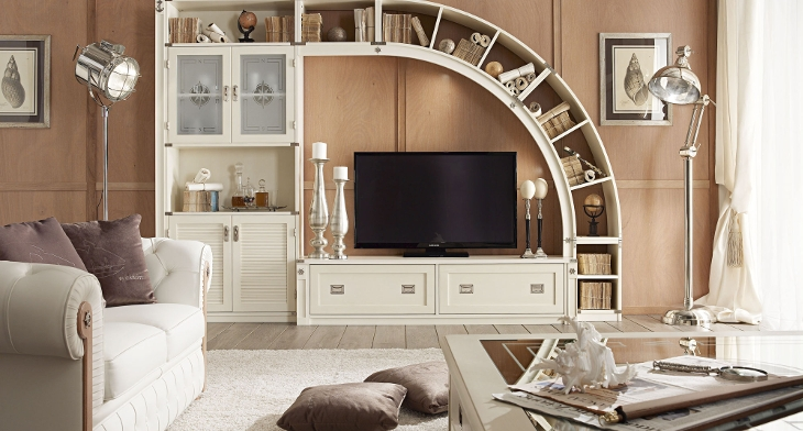 Bon Living Room Cupboard Designs