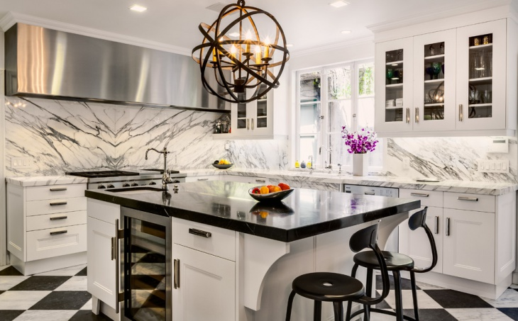 Orb Kitchen Countertop Lights