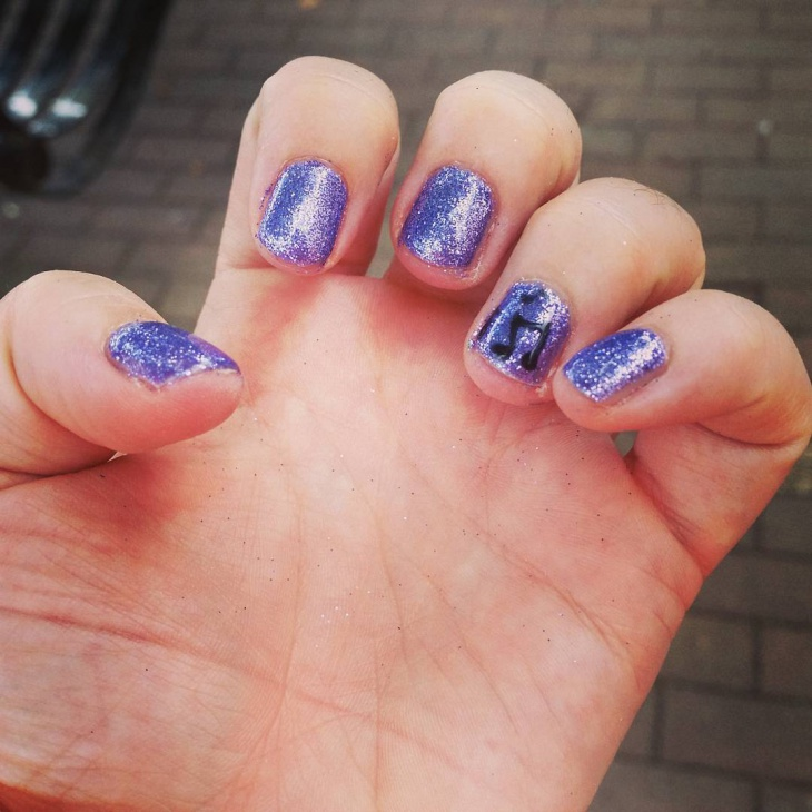 Comfortable Gel Nail Polish On Acrylic Nails Tall Vintage Nail Art Designs Regular Nicole Nail Polish Colors Best Products For Nail Fungus Youthful Fun Nail Polish Designs ColouredNames Of Opi Nail Polish 20  Music Note Nail Art Designs, Ideas | Design Trends