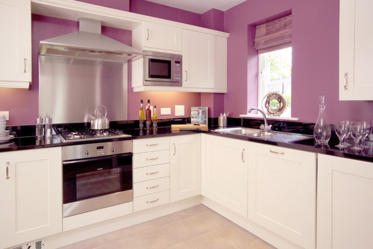 19 kitchen wall decor ideas designs design trends With what kind of paint to use on kitchen cabinets for purple wall art metal