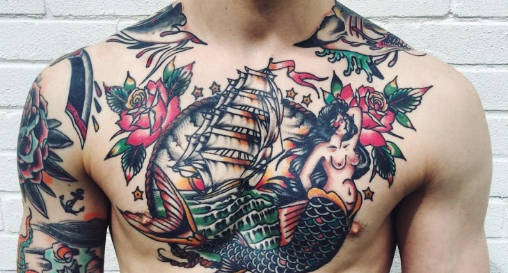 20 Sailor Tattoo Designs Ideas Design Trends Premium