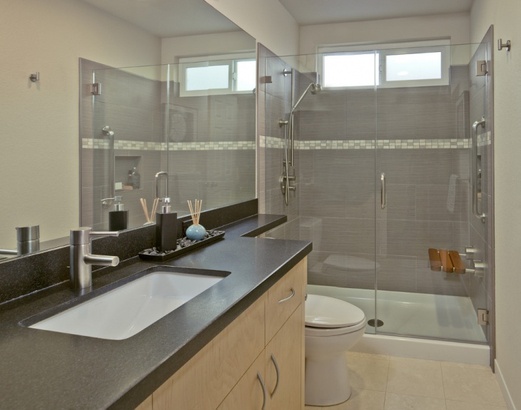 15 small bathroom remodel designs ideas design trends for Small bath renovation pictures