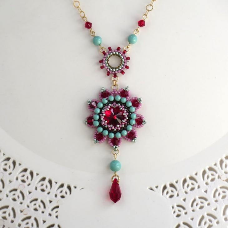 https://www.etsy.com/in-en/listing/231208877/flower-statement-necklace-beaded-flower