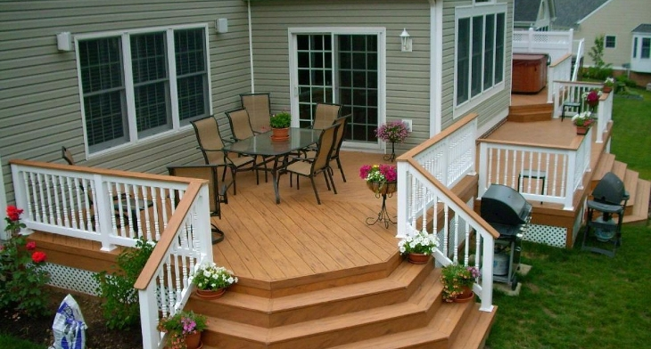 17+ Back Porch Designs, Ideas | Design Trends - Premium PSD ...