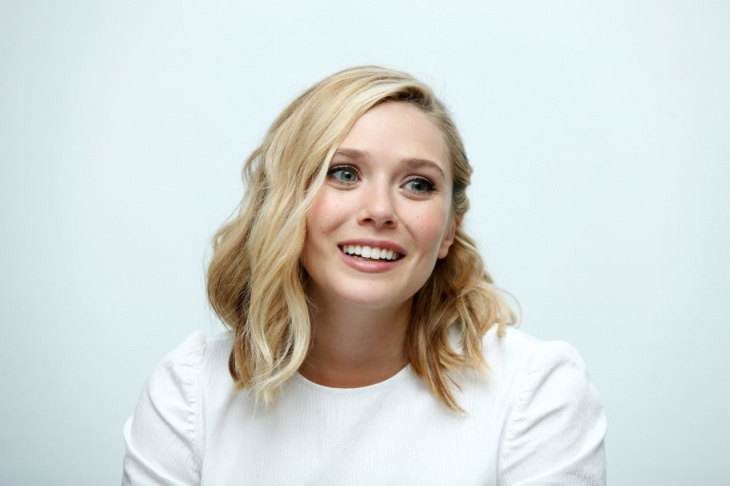 elizabeth olsen summer haircut