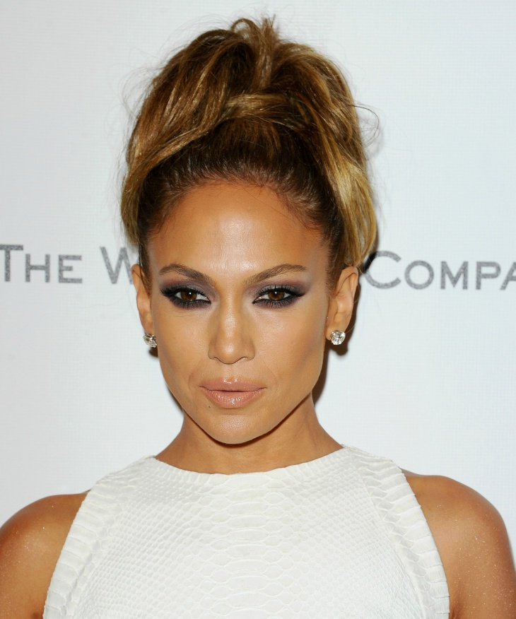 jennifer lopez hairstyle for summer