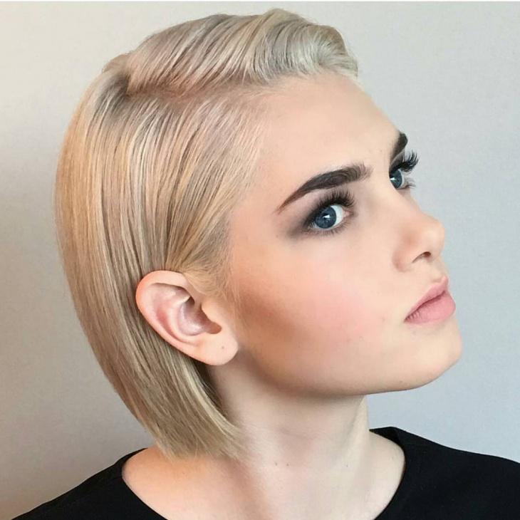 Modern Bob Haircut for Women