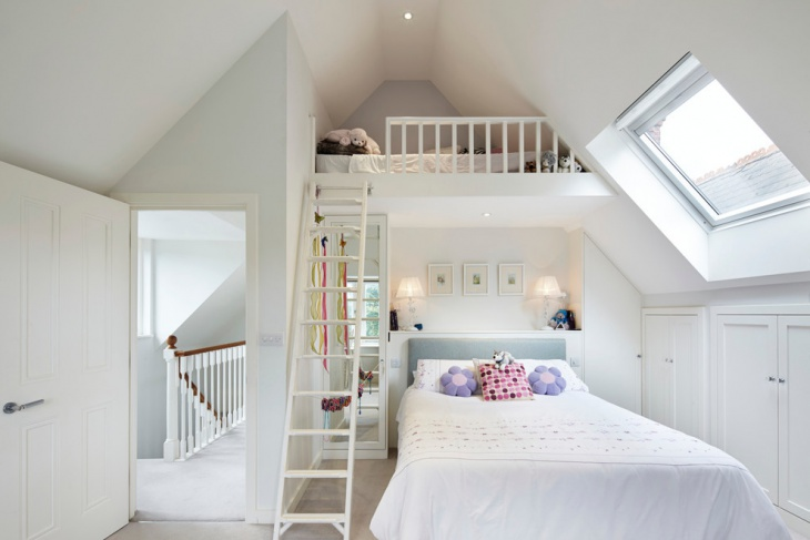traditional kids guest room