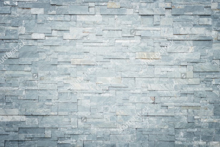 Close up lack Slate Wall Texture