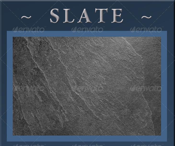 blue slate texture