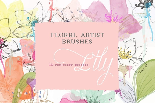 floral photoshop brushes1