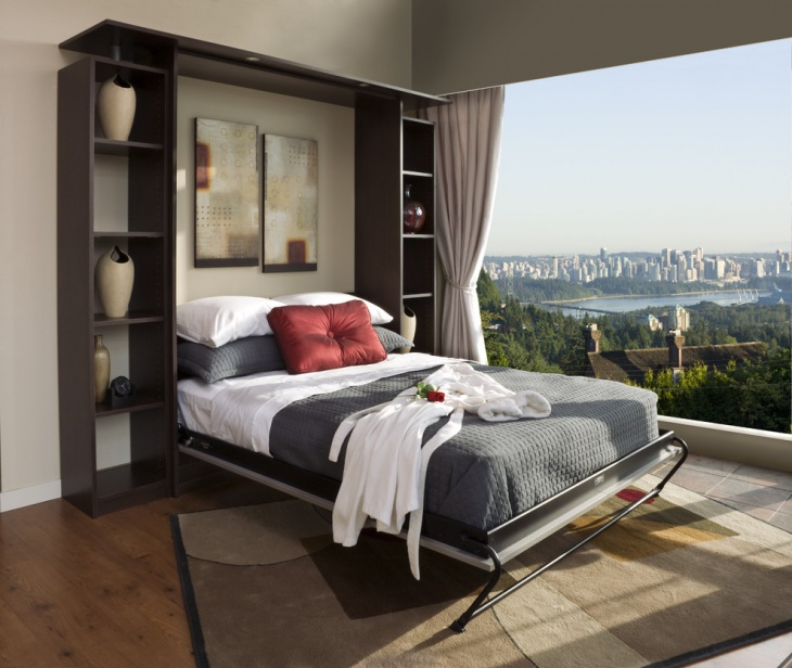 Fantastic Bedroom with Beautiful Scenery