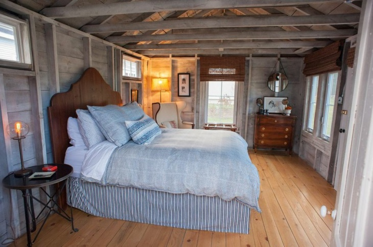 Farmhouse Small Bedroom Idea