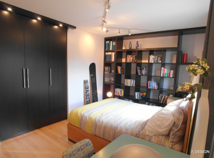 Kids Bedroom Book Shelves Idea