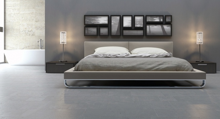 sleek sofa bed idea