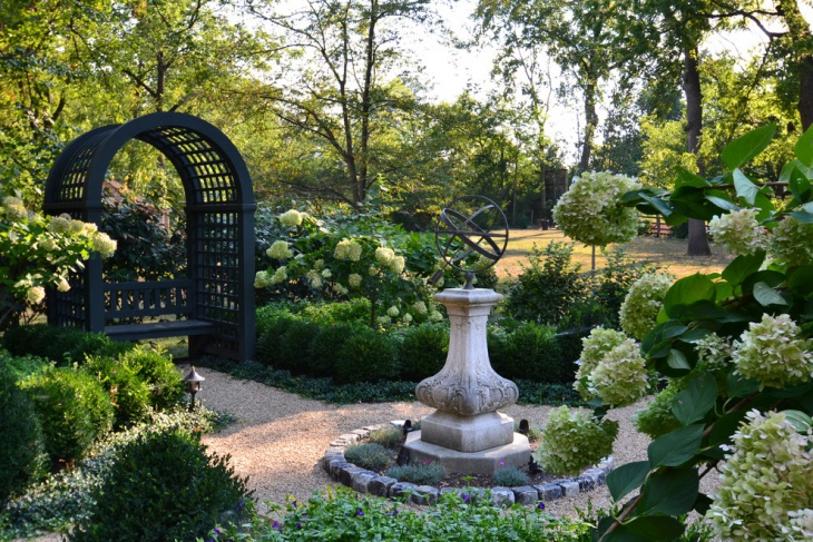 black Arbor Garden