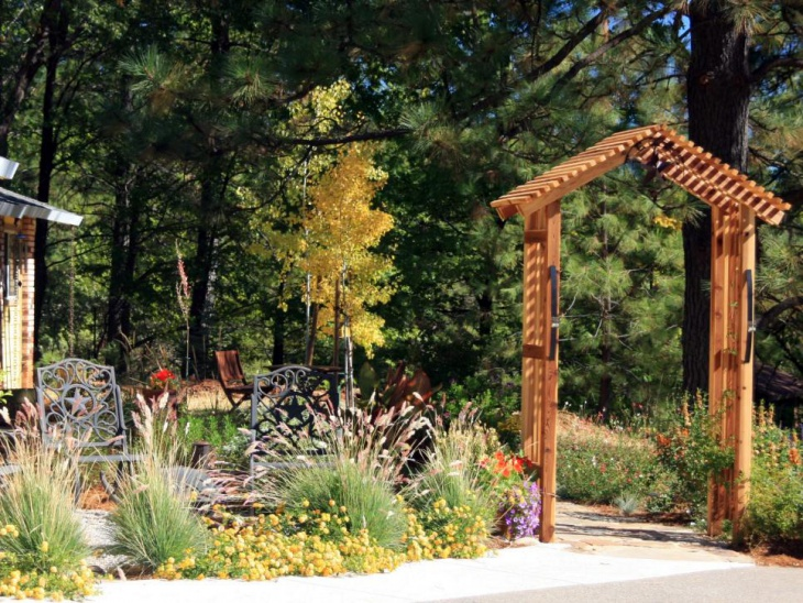 garrden wood arbor design arbor design ideas - Arbor Design Ideas