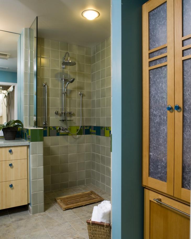 20 Open Shower Designs Ideas