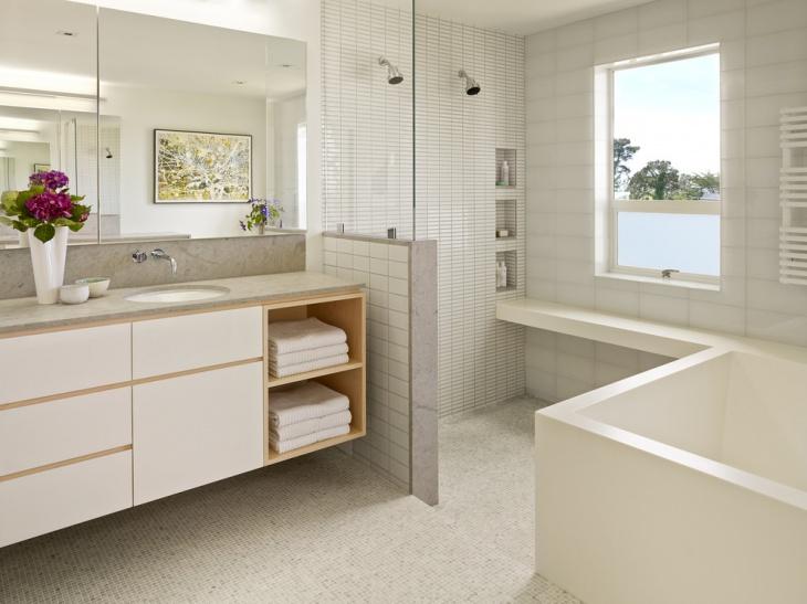 20 Open Shower Designs Ideas Design Trends Premium
