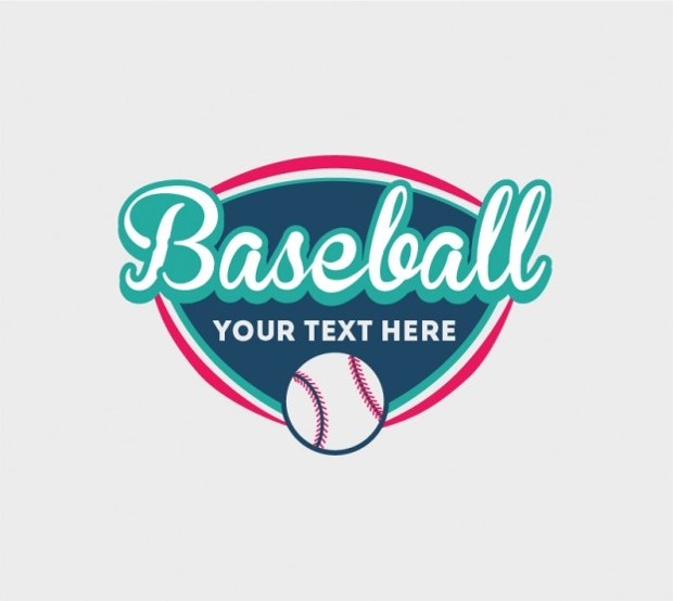 Custom Baseball Logo Design
