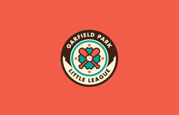 Little League Logo Design