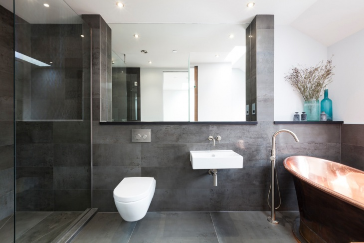 wall mounted bath taps idea