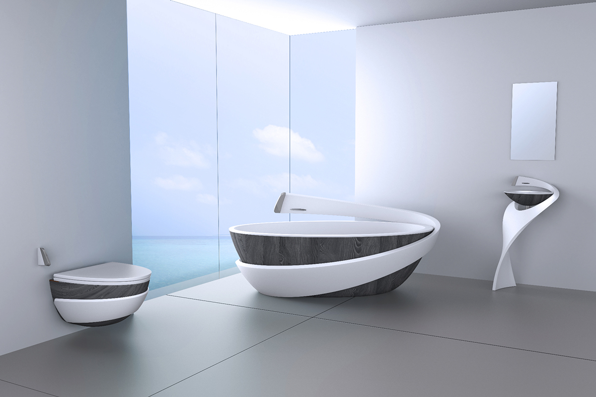 Three Piece Bathtub - Bathtub Ideas