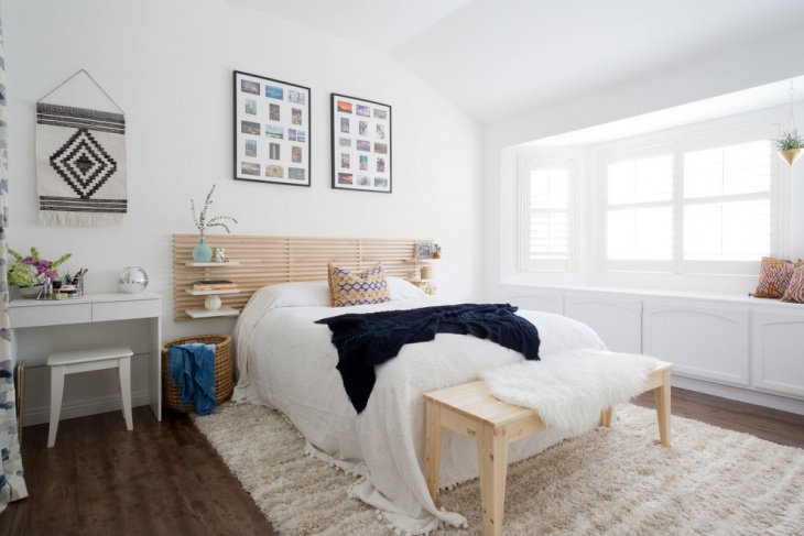 white bedroom Remodeling