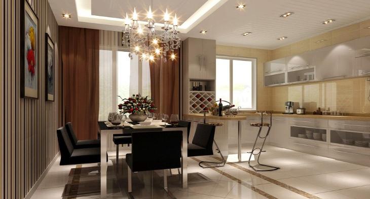 Dining Room Ceiling Light Designs