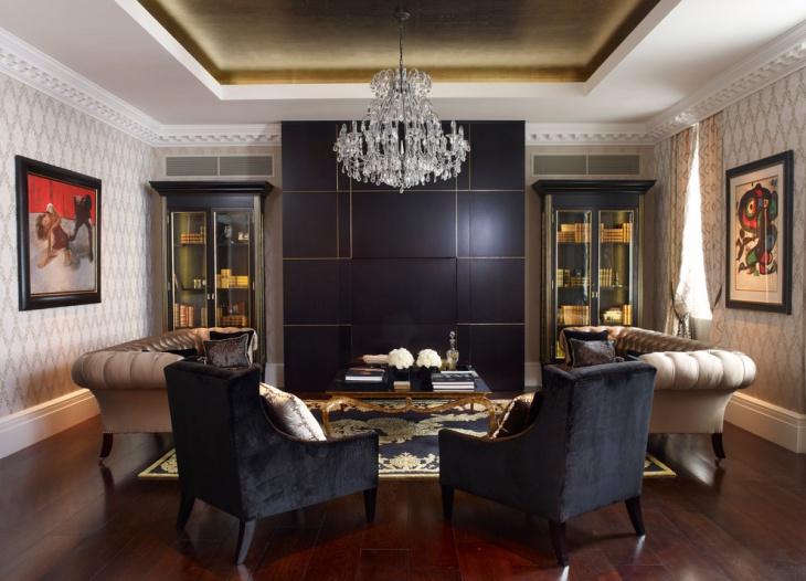 20 Living Room False Ceiling Designs Design Trends Premium PSD
