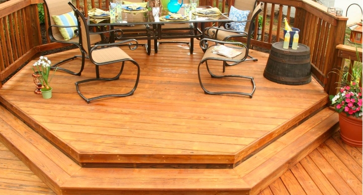Floating Deck Designs