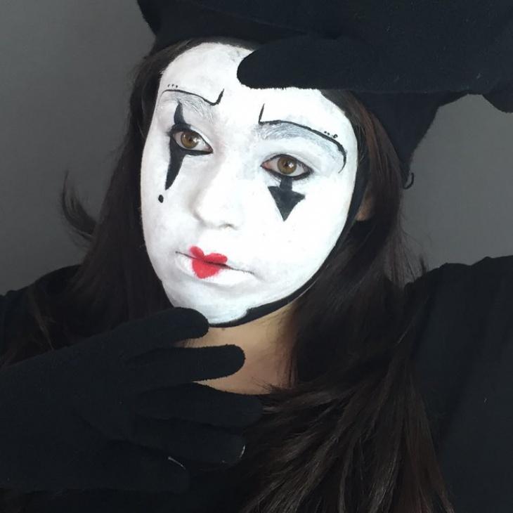 21+ Mime Makeup Designs Trends Ideas | Design Trends - Premium PSD Vector Downloads