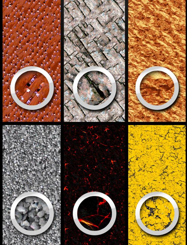 Micro organic Seamless Textures