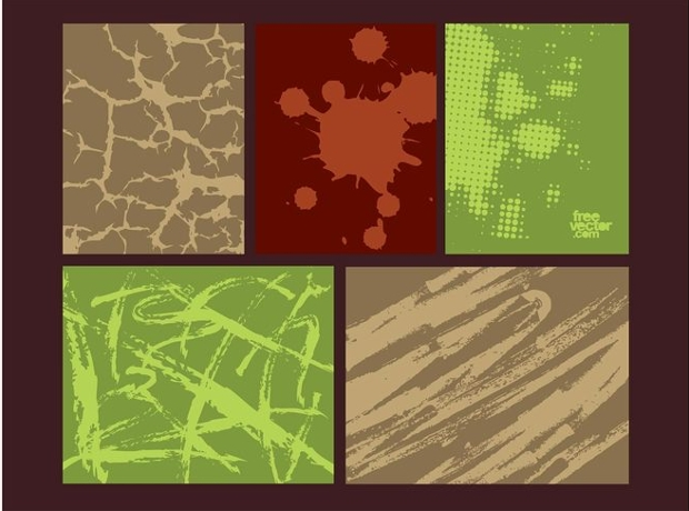 High Resolution Organic Textures