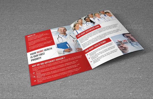 Health Care Centre Brochure