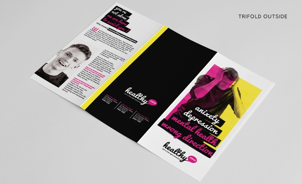 Healthy Mind Brochure Template