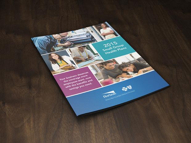 Health Plan Cover Brochure