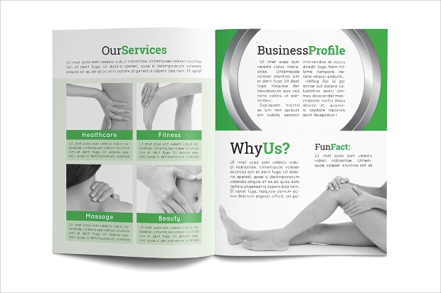 Health Care Multipurpose Brochure