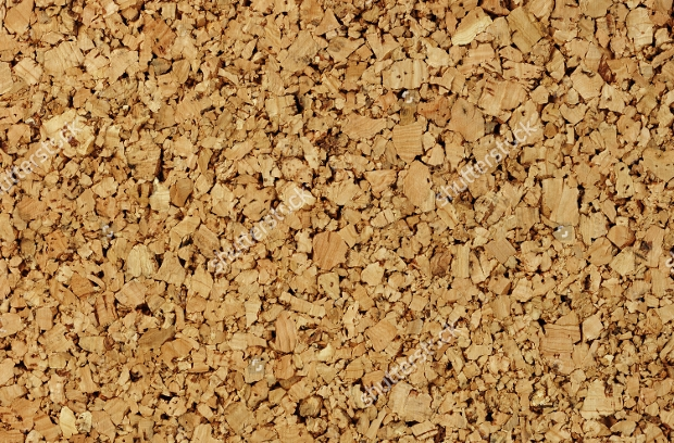 Small Chunks of Cork Texture