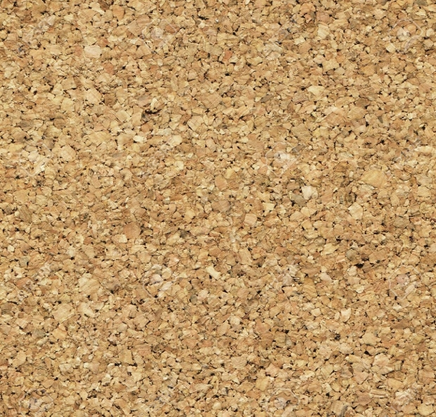 High Quality Seamless Cork Texture