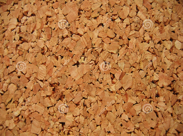 Light Brown Seamless Cork Texture