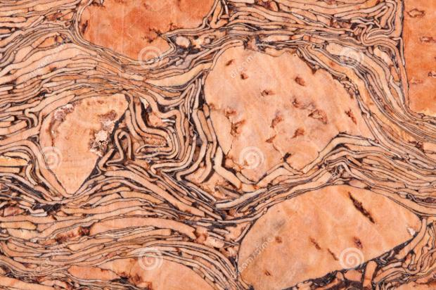 swirl cork texture