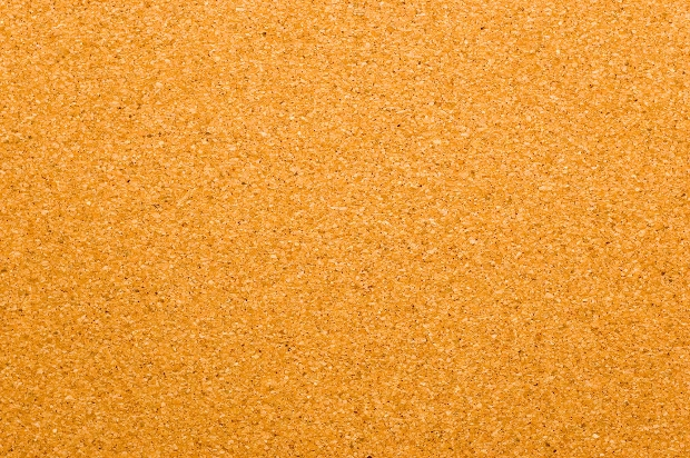 Bulletin Cork Board Texture